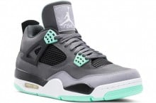 Release Reminder: Air Jordan IV (4) 'Green Glow'