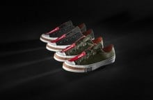 Release Reminder: UNDFTD x CLOT x Converse First String Chuck Taylor All Star Collection