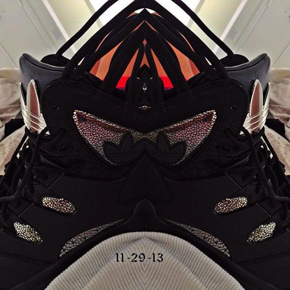 Teyana Taylor x adidas Orginals Harlem GLC Diary of a Dark Knight