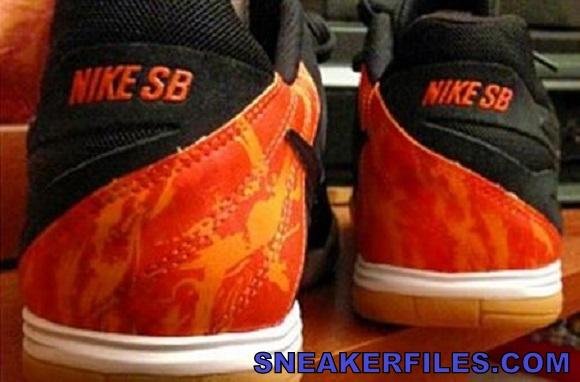 Thrasher x Nike SB Lunar Gato Strike And Destroy First Look
