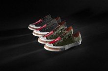 UNDFTD x CLOT x Converse First String Chuck Taylor All Star Collection