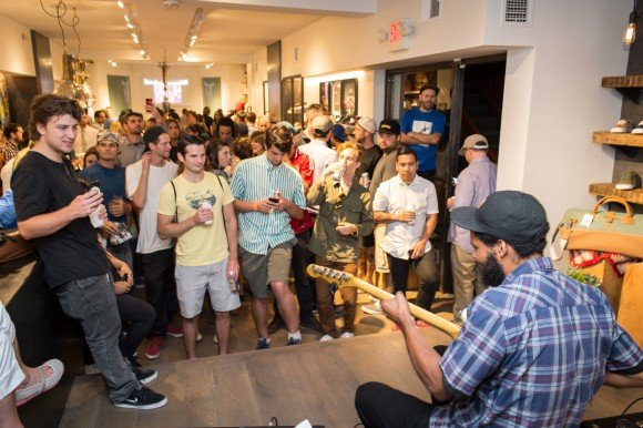 VANS and DQM Celebrate the Opening of the Vans DQM General Boston