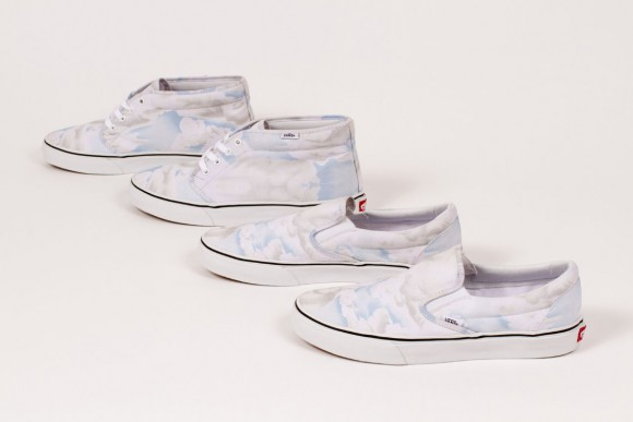 Vans and Kenzo Release Fifth Installment of Signature Footwear Collection