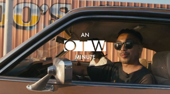 Vans OTW and OffTheWall.TV Present An OTW Minute Featuring Alexander Spit