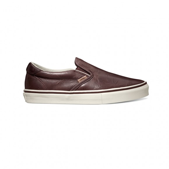 Vault by Vans Fall 2013 Leather Palm Leaf Pack