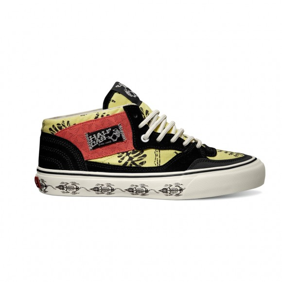 Vault by Vans x Taka Hayashi TH Half Cab LX & TH Court Hi LX for Fall 2013