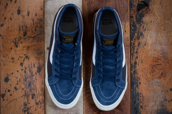 Vault by Vans x WTAPS OG Classics Collection for Fall 2013