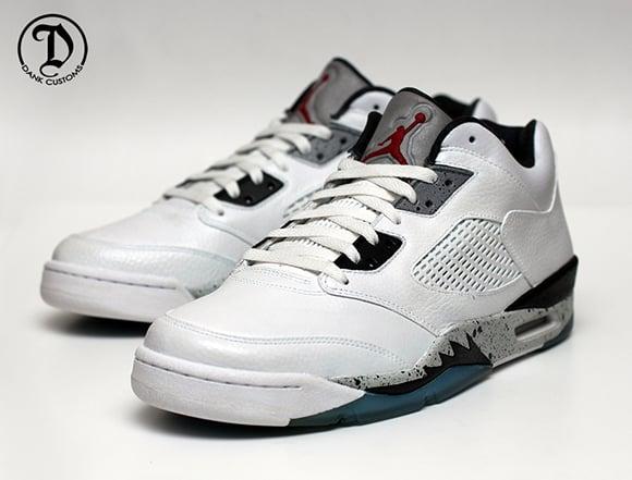 666cd7c5acc0 Air Jordan V (5) Low