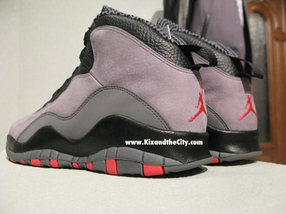 AJX Cool Grey