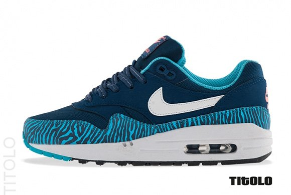 AM1 GS Brave Blue  Nike is at it again with another pair of dope Air Max 1's
