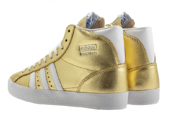 Adidas Basket Profi OG – Metallic Gold