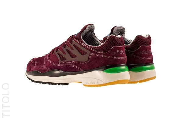 Adidas Torsion Allegra Light Maroon – First Look