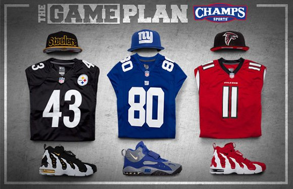 Champs Game Plan NFL
