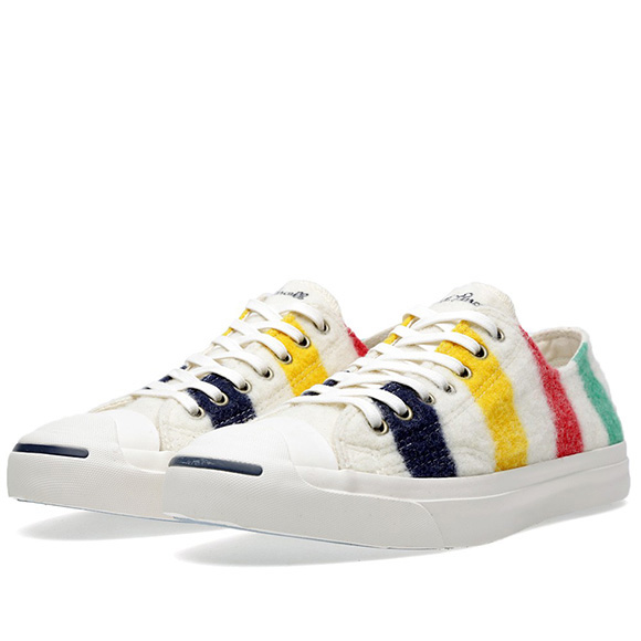 22fafe5f7 Converse First String X Hudson s Bay Company Jack Purcell LTT Ox ...