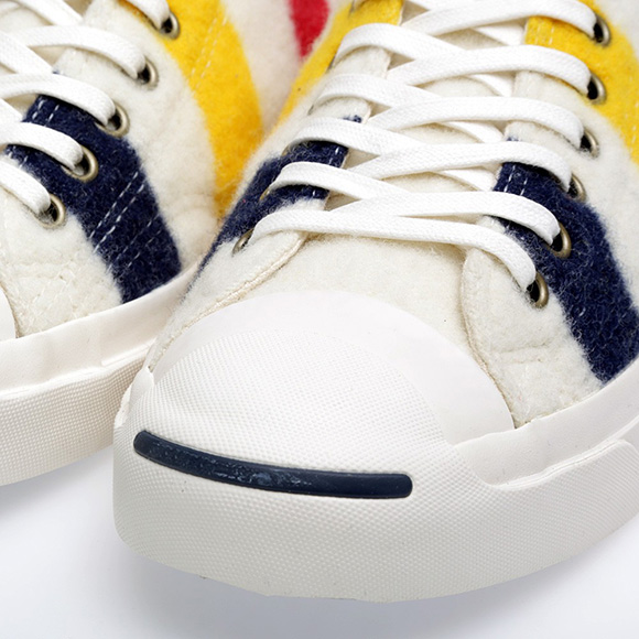 45c1d550c6a8 Converse First String X Hudson s Bay Company Jack Purcell LTT Ox ...