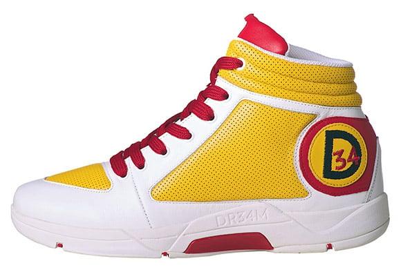 Hakeem Olajuwon Nike Shoes