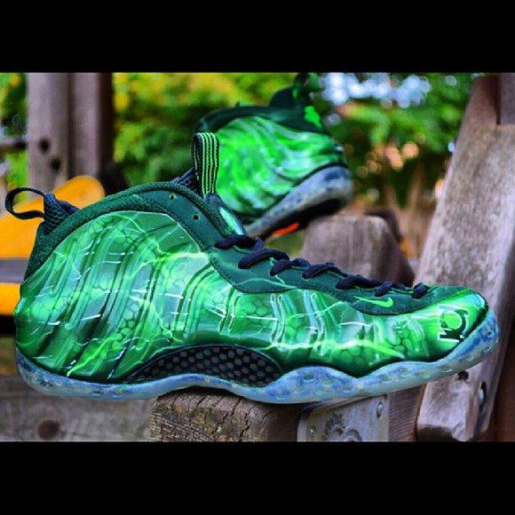 Green Lantern Foams