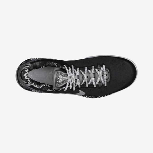 Kobe 8 Black Grey
