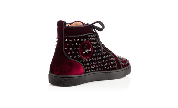 e3f6428d6fb Christain Louboutin Louis Orlanto Men's Spikes - Fall/Winter 2013 ...