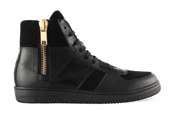Marc Jacobs Side Zip Sneaker