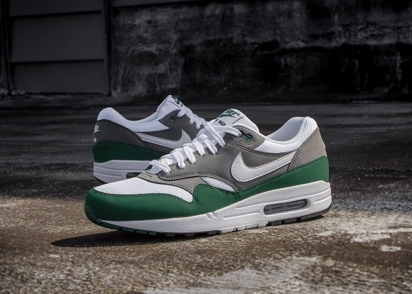 Nike Air Max 1 Green Grey White