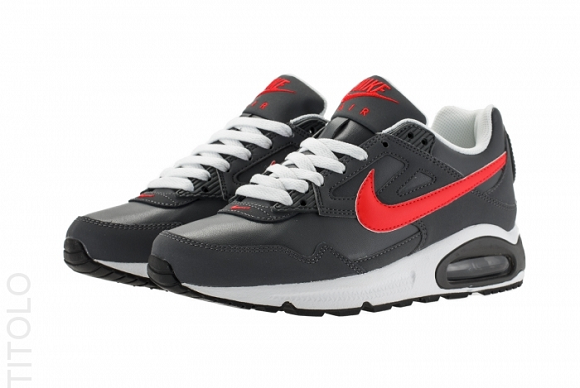 Nike Air Max Skyline EU – Dark Grey/Challenge Red
