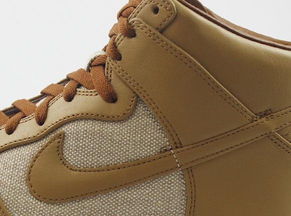 Nike Dunk High Acorn New Release