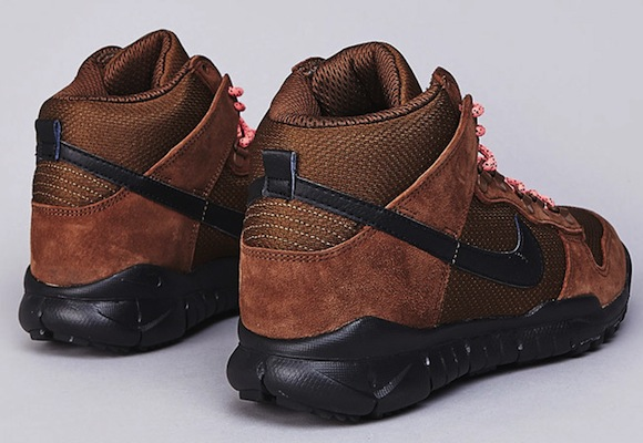 Nike Dunk High OMS ACG Military Brown Now Available