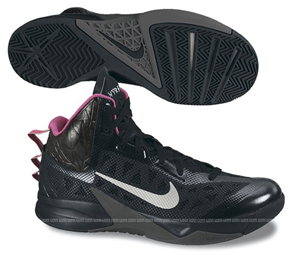 Nike Hyperfuse 2013 Black Grey