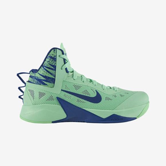 wspaniały wygląd nowy autentyczny za kilka dni Nike Zoom Hyperfuse 2013
