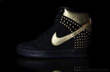 "Nike WMNS Dunk Sky Hi ""Gold Stud"" – New Release"