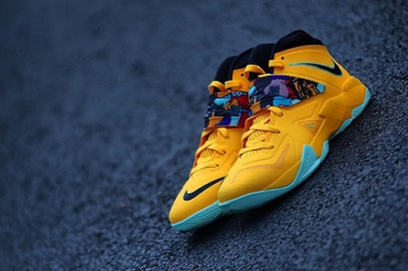 """68fc88a94fd Nike Zoom Lebron Soldier 7 """"Pop Art"""" – First Look"""