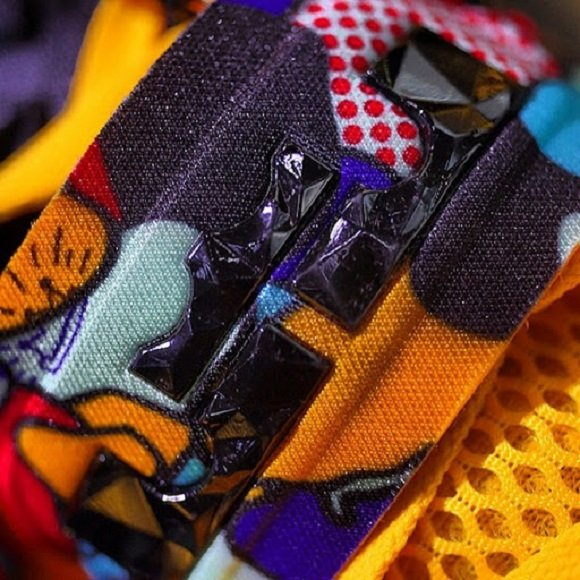 "Nike Zoom Lebron Soldier 7 ""Pop Art"" – First Look"
