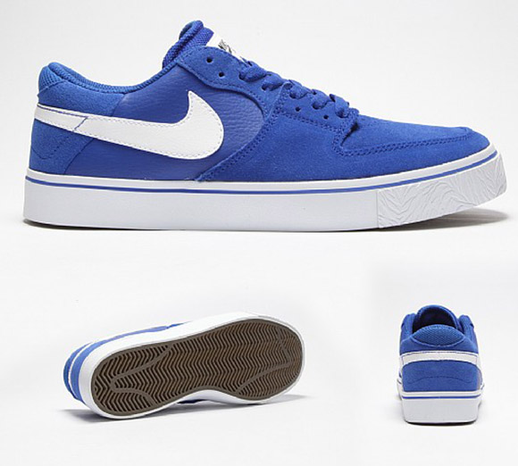 free shipping Nike Sb P Rod VII Blue White Now Available