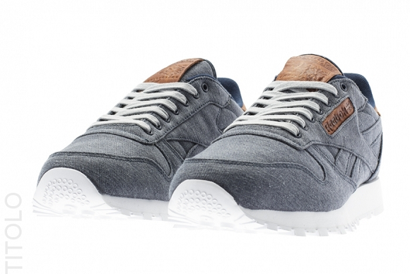Reebok Classic Leather Salvaged – First Look