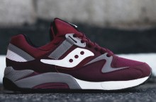 "Saucony Grid 9000 ""Burgundy"" – Now Available"