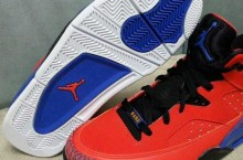 "Air Jordan Son of Mars Low ""Knicks"" – First Look"