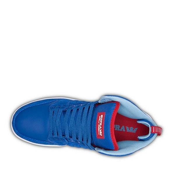 Supra S1W Blue Anthracite Red New Release