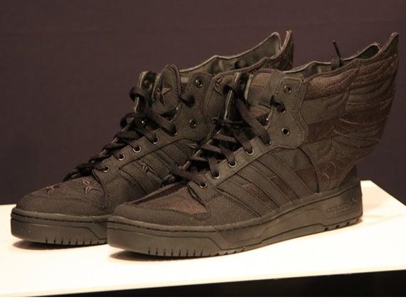 A$AP Rocky x Jeremy Scott x adidas Originals Black Flag Release Date