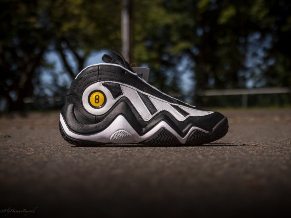 adidas Crazy '97 Black White Gold