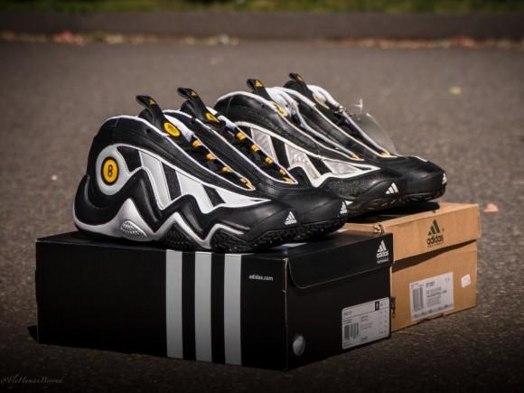 adidas Crazy '97 Black White Gold