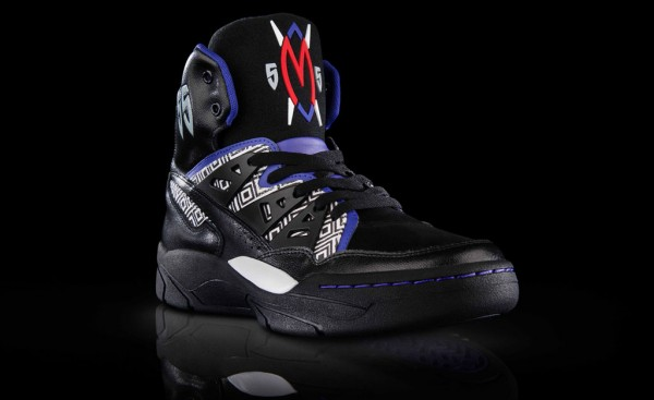 adidas Mutombo Black Purple  25f20a5934