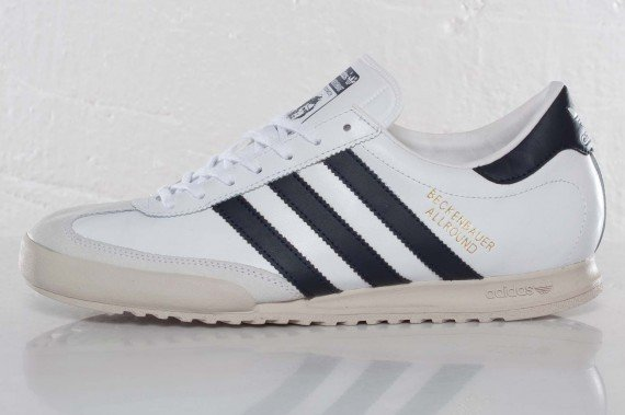 adidas Originals Beckenbauer Running White Legend Ink Now Available