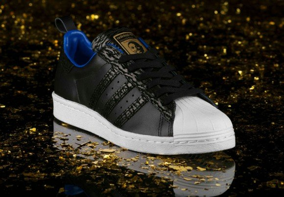 adidas Originals Limited Edition D Rose Superstar 80s