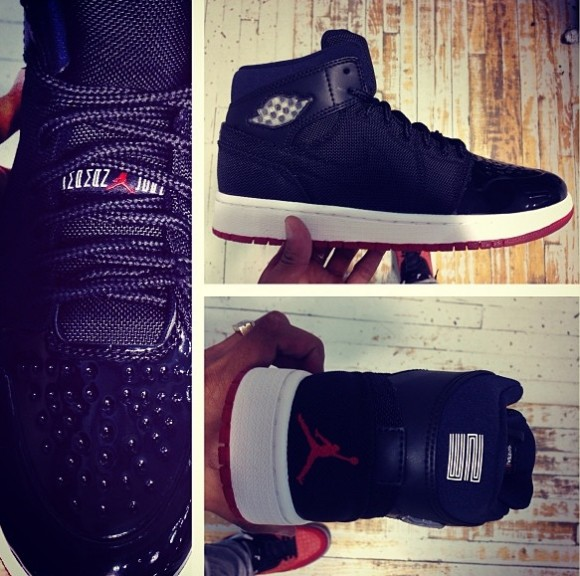 Air Jordan 1 95 Bred First Look