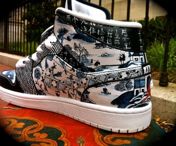 Air Jordan 1 Kyushu by District Customs