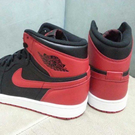 Air Jordan 1 Retro High OG Bred Yet Another Look