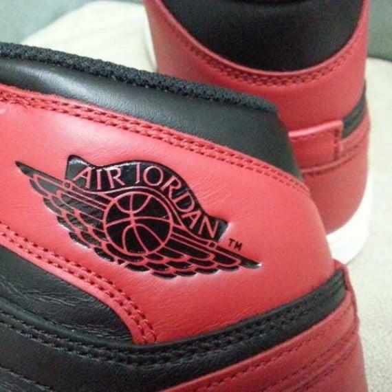 Air Jordan 1 Retro High OG Bred Yet Another Look
