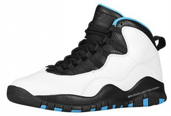 Air Jordan 10 Retro Powder Blue Yet Another Look