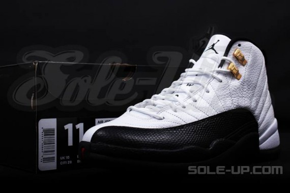 online store ff7d2 307eb Air Jordan 12 Taxi Yet Another Look